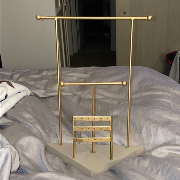 Anthropologie Jewelry Stand